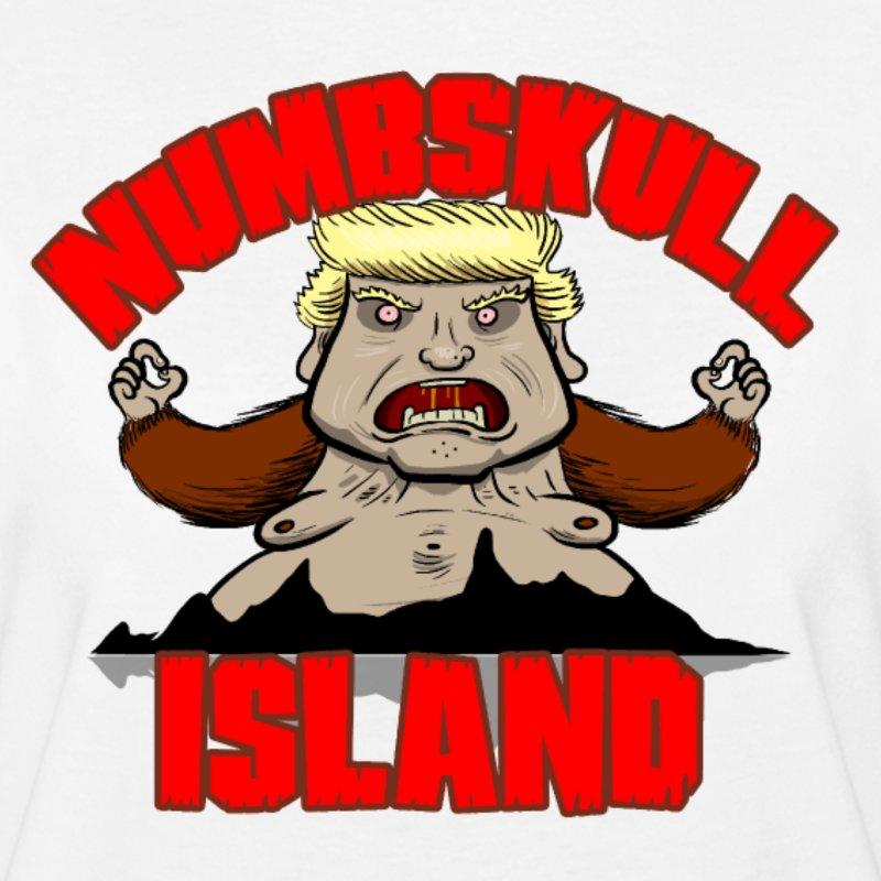 Numbskull Island T.