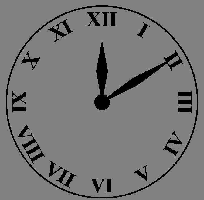 Clock Roman Numeral Clock Clipart Clipart Roman Clock Faces.