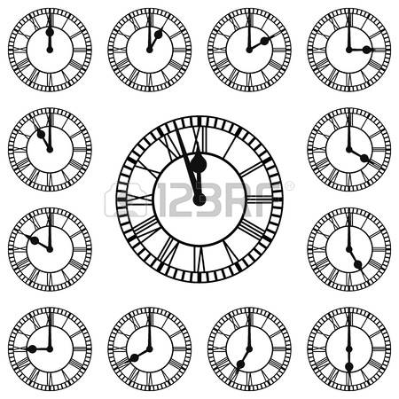 740 Roman Numerals Stock Vector Illustration And Royalty Free.
