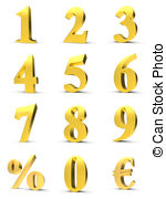 Numerary Illustrations and Clipart. 7 Numerary royalty free.