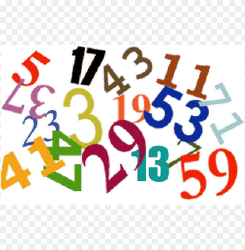 letras e numeros PNG image with transparent background.