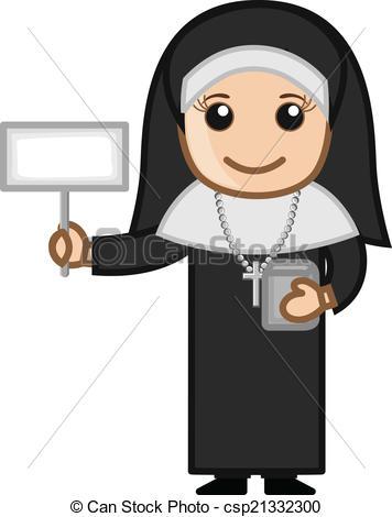 Nun Illustrations and Clip Art. 956 Nun royalty free illustrations.
