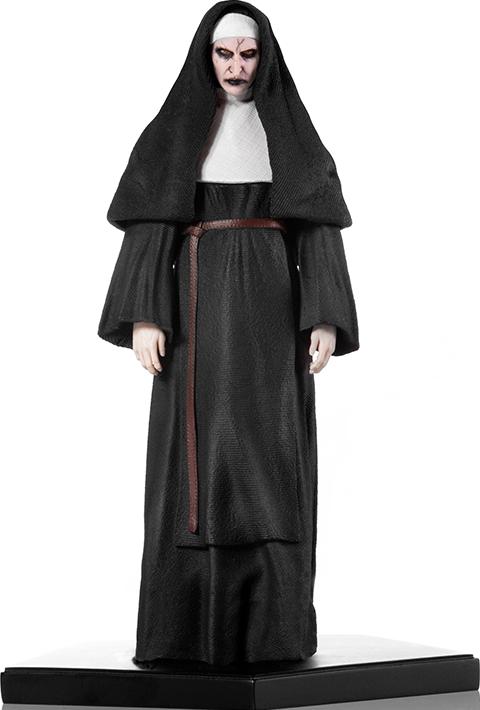 The Nun Statue by Iron Studios.