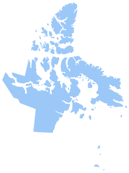 Nunavut clipart.