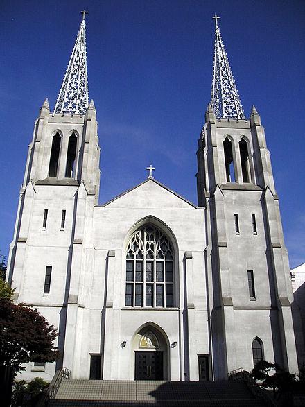 天主教名古屋教區.