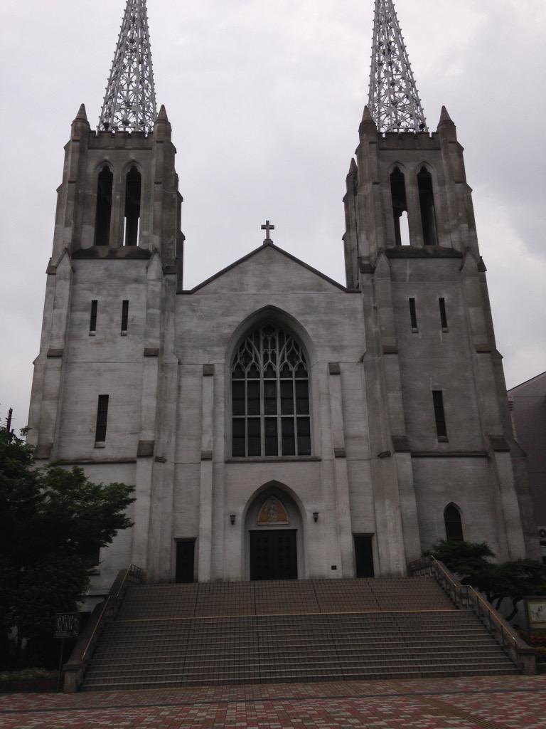 """辻岡伸晃 on Twitter: """"今名古屋にいる! 教会にお邪魔したらちょうど."""