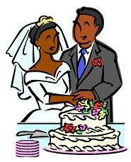 Free Wedding Clipart.