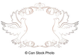 Nuptials Vector Clip Art Royalty Free. 1,804 Nuptials clipart.