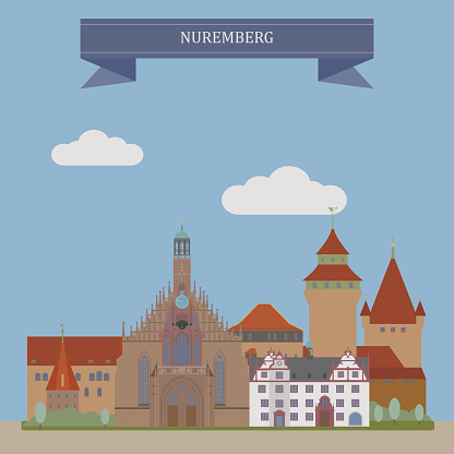 Nuremberg Clip Art, Vector Images & Illustrations.