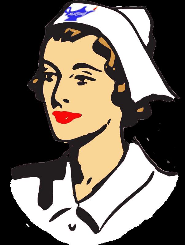 Nurses Clip Art Images.