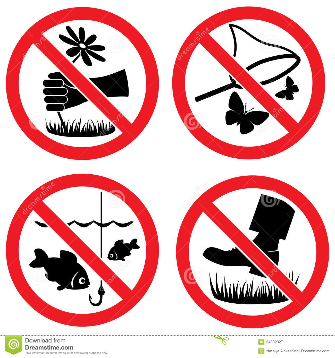 Naturschutz.