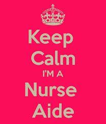 nurses aide.