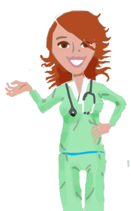 Licensed Practical Nurse Clipart.
