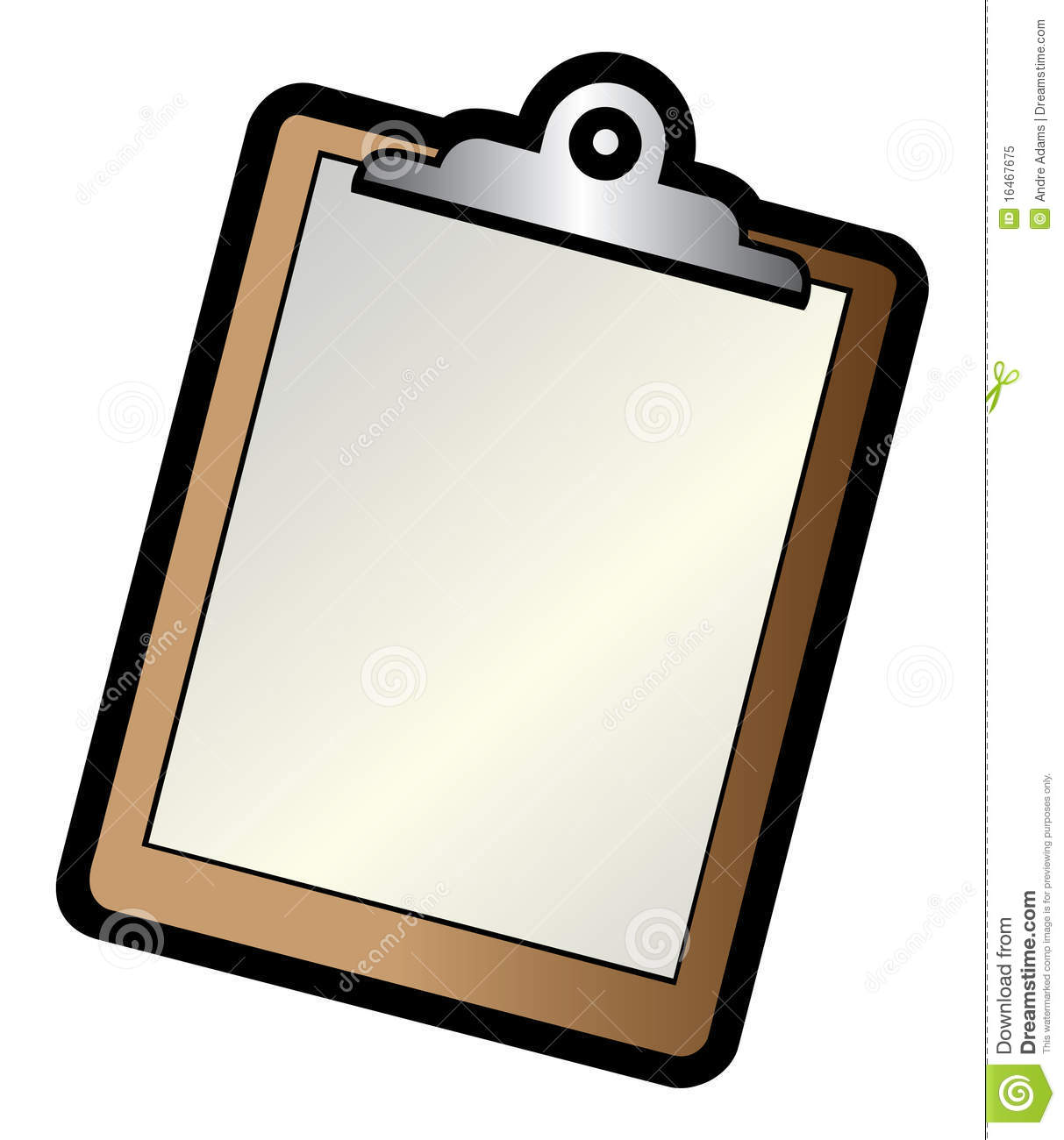 Clipboard Clipart Free.