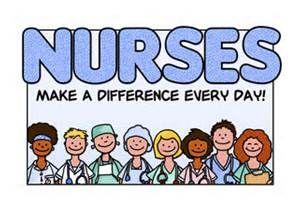 Nurses Day Clipart.