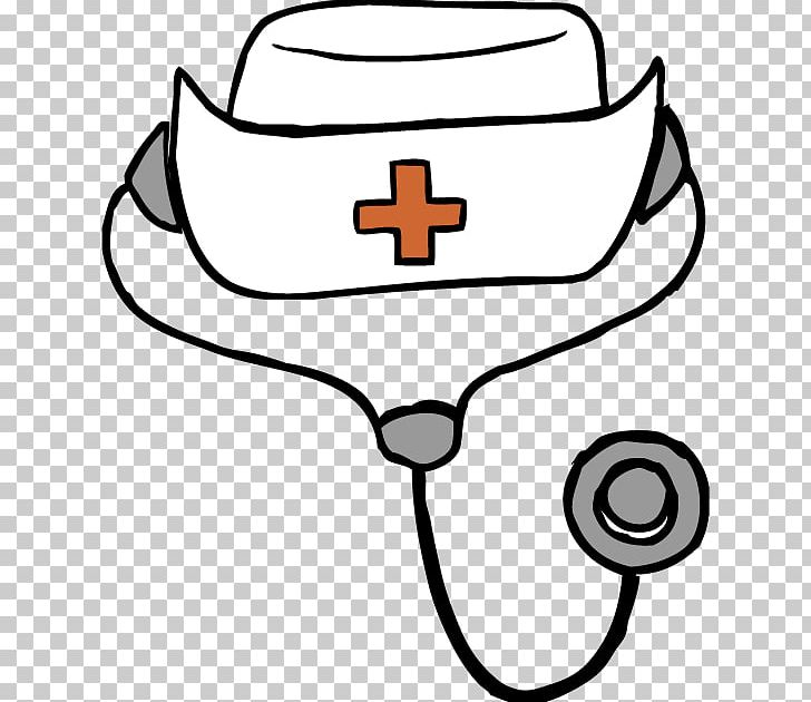 Nurses Cap Nursing PNG, Clipart, Black And White, Cap, Hat.