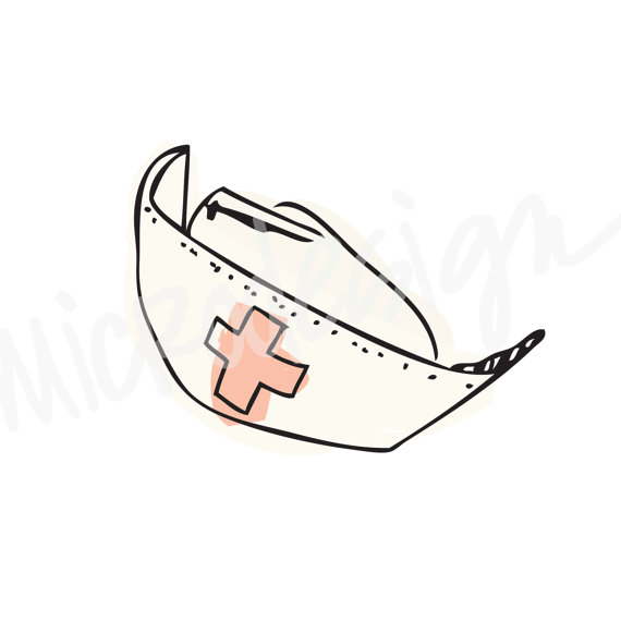 Gallery For > Nurse Cap Clipart Free.