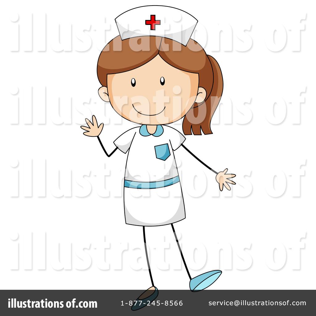 Nurse Clipart #1342225.