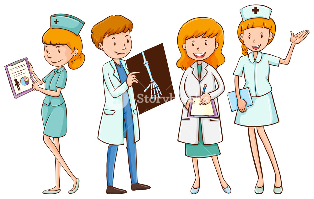 Nurses clipart free 5 » Clipart Station.
