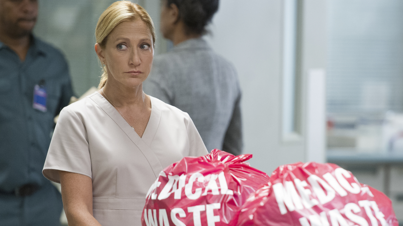 Nurse Jackie' Ends As TV's Most Honest Depiction Of Addiction : NPR.