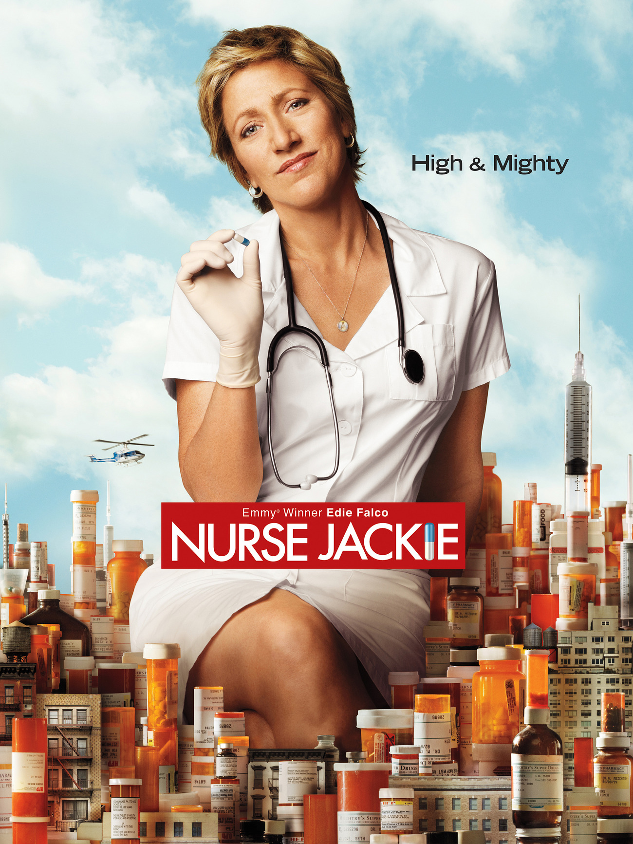 Watch Nurse Jackie Episodes.