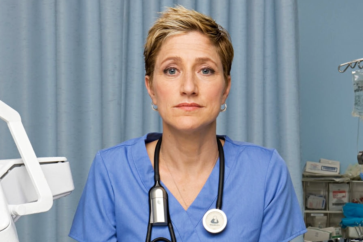 Today in TV History: 'Nurse Jackie' Proved Edie Falco Was the Best.