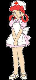 Nurse Joy.