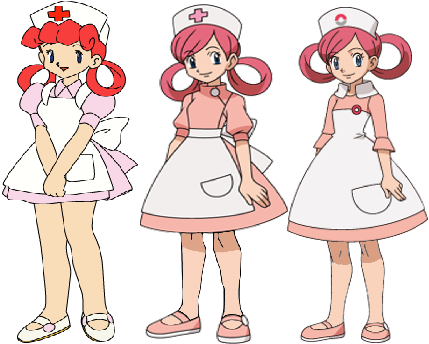 Nurse Joy (Aura).