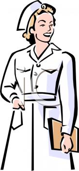 Nurse Leader Clipart.