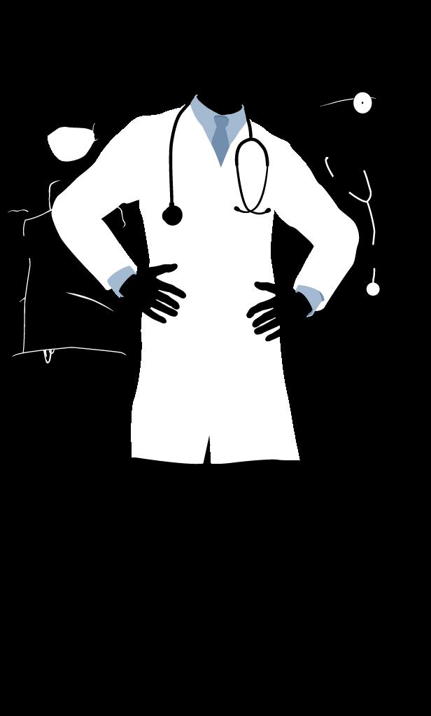 Silhouette clipart nurse, Silhouette nurse Transparent FREE.