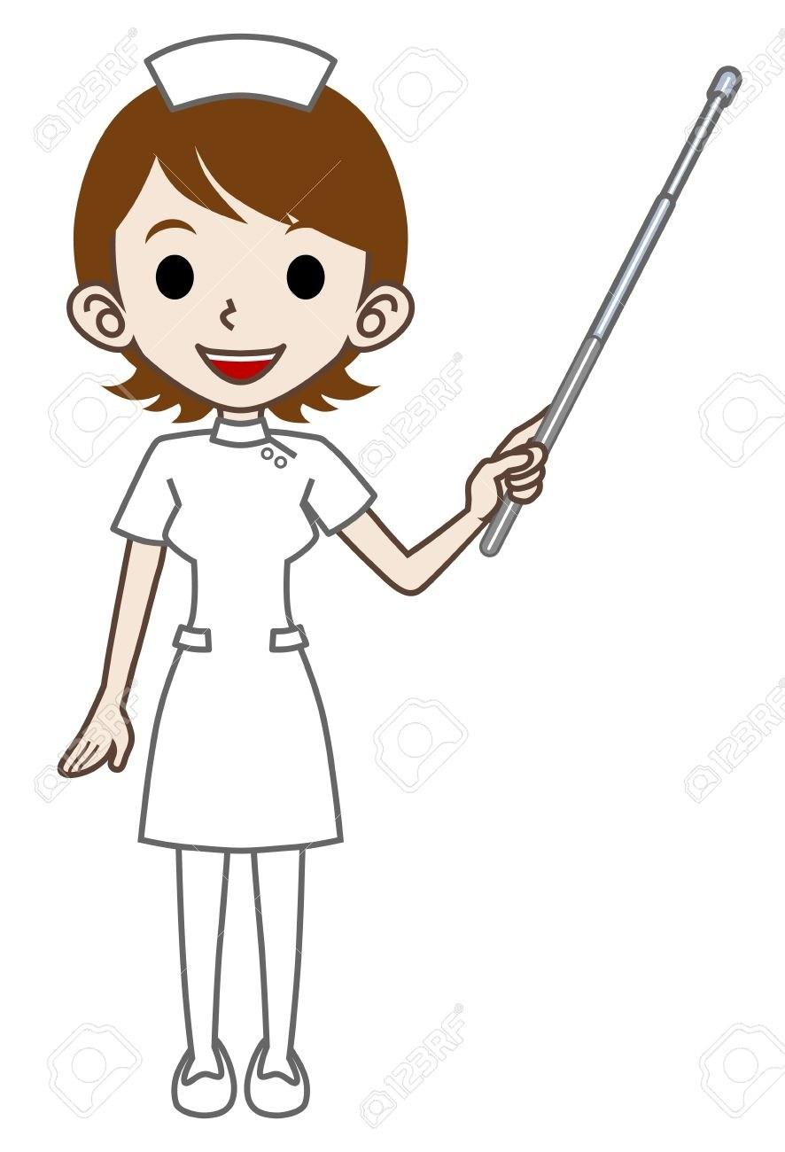 Nurse teaching clipart 2 » Clipart Portal.