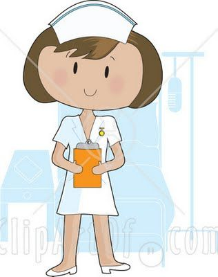 Free Nurse Clip Art.