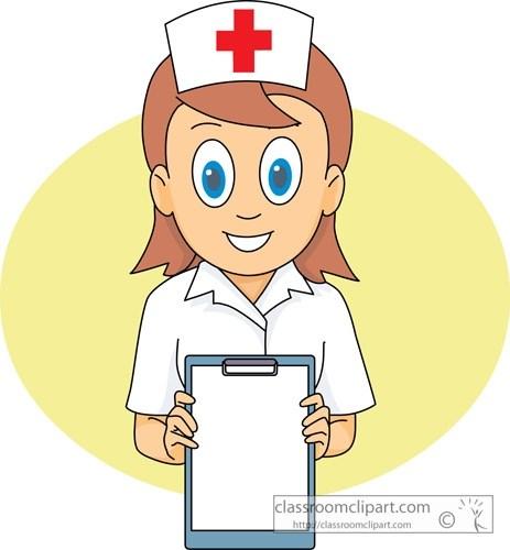 Nurse teaching patient clipart 4 » Clipart Portal.
