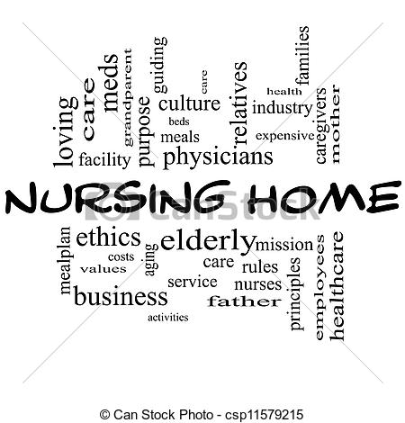 Nursing Home Week Clipart.