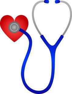 Medical Nursing Clip Art.