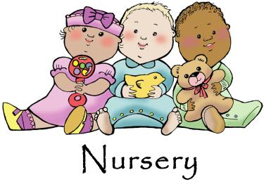 Church Nursery Clipart.