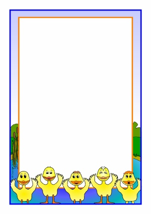 Five Little Ducks Nursery Rhyme Teaching Resources.