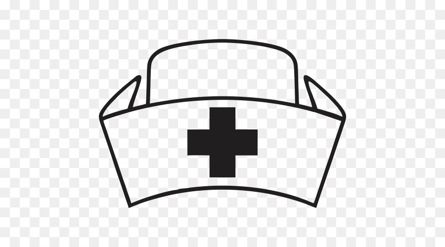 Free Nurse Hat Silhouette, Download Free Clip Art, Free Clip.