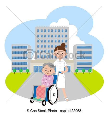 Nursing Home Ministry Clipart.