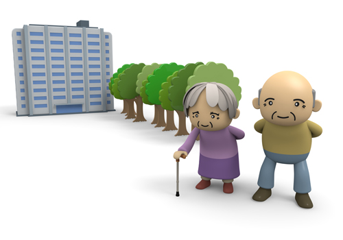Nursing Home Clipart.