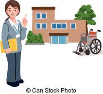 Nursing home Vector Clip Art EPS Images. 532 Nursing home clipart.