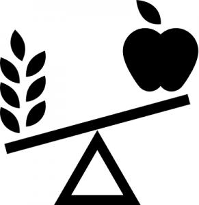 Showing post & media for Nutrition clip art cartoon.