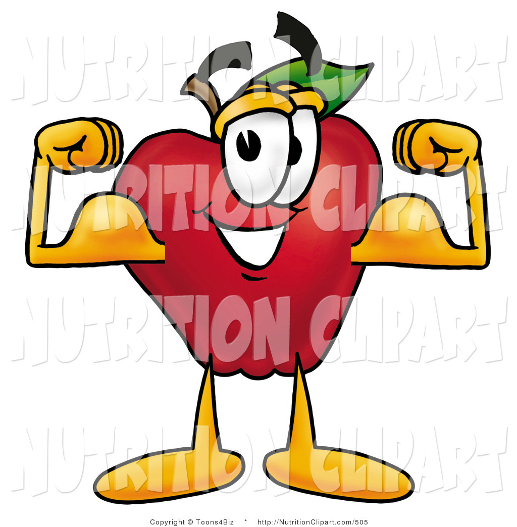 Nutrition Clip Art of a.