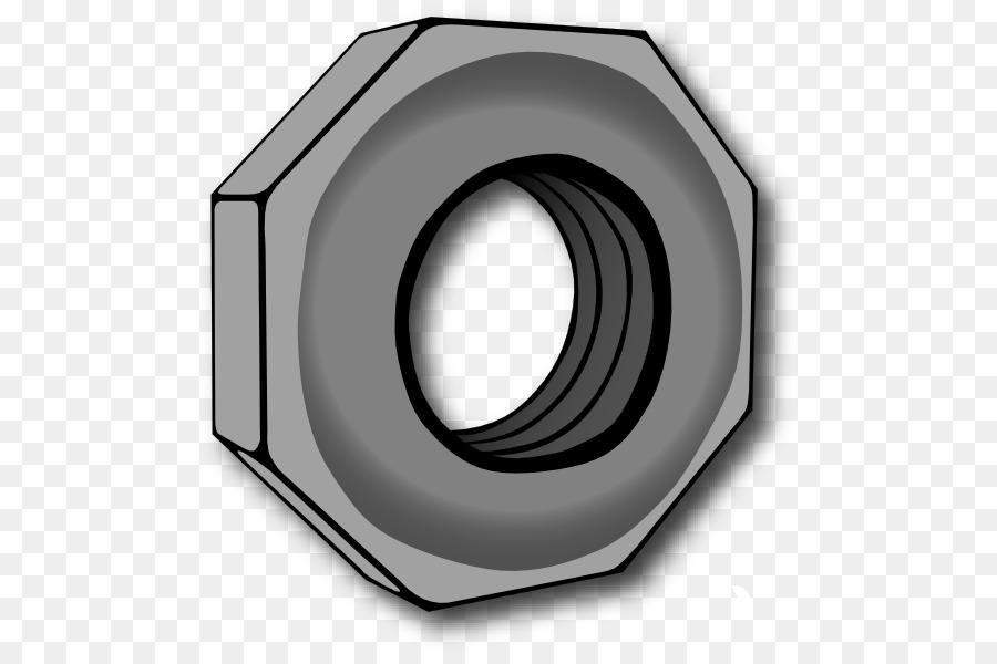 hex nut clip art clipart Nut Bolt Clip art clipart.