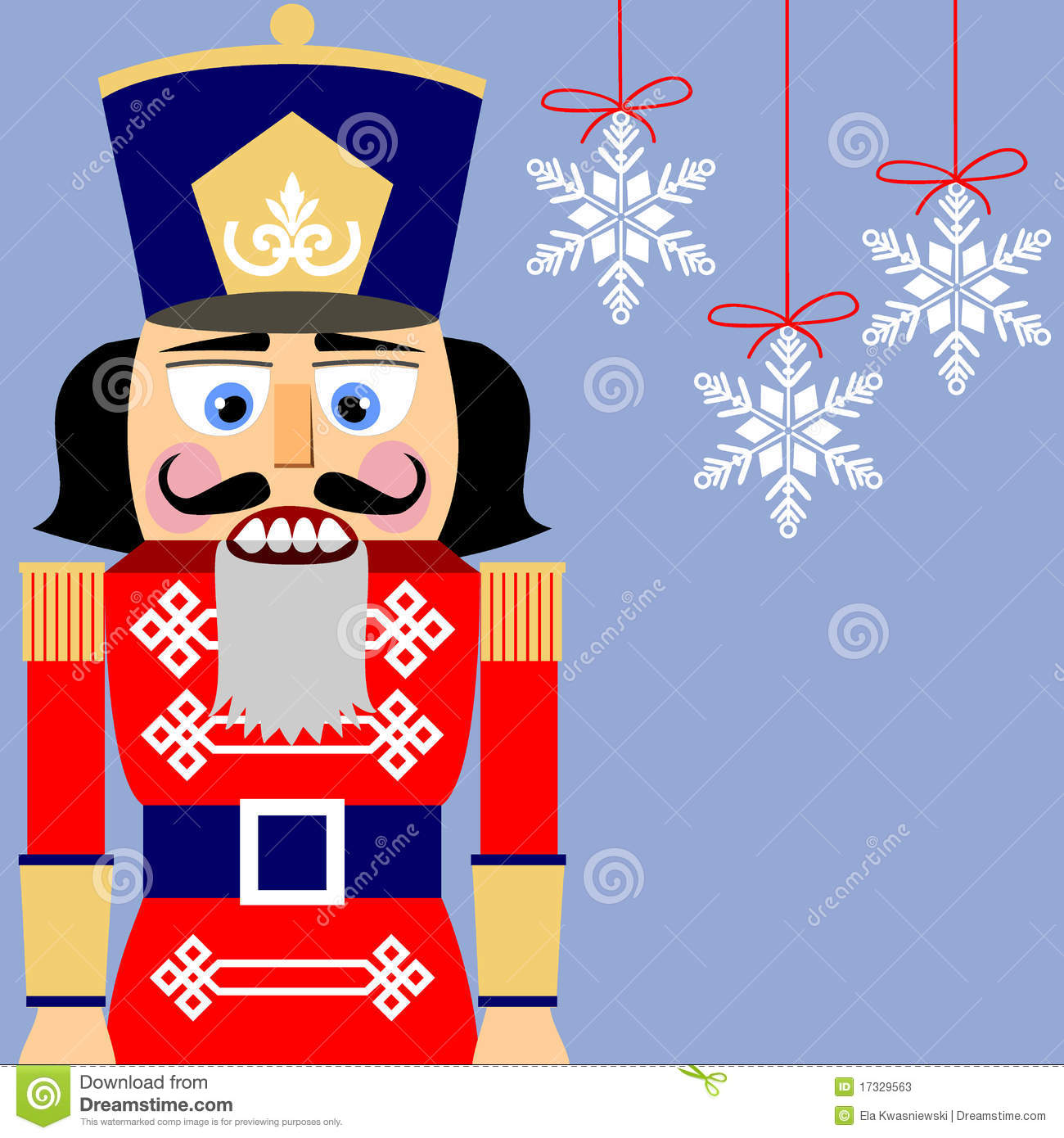christmas nutcrackers clipart - photo #17