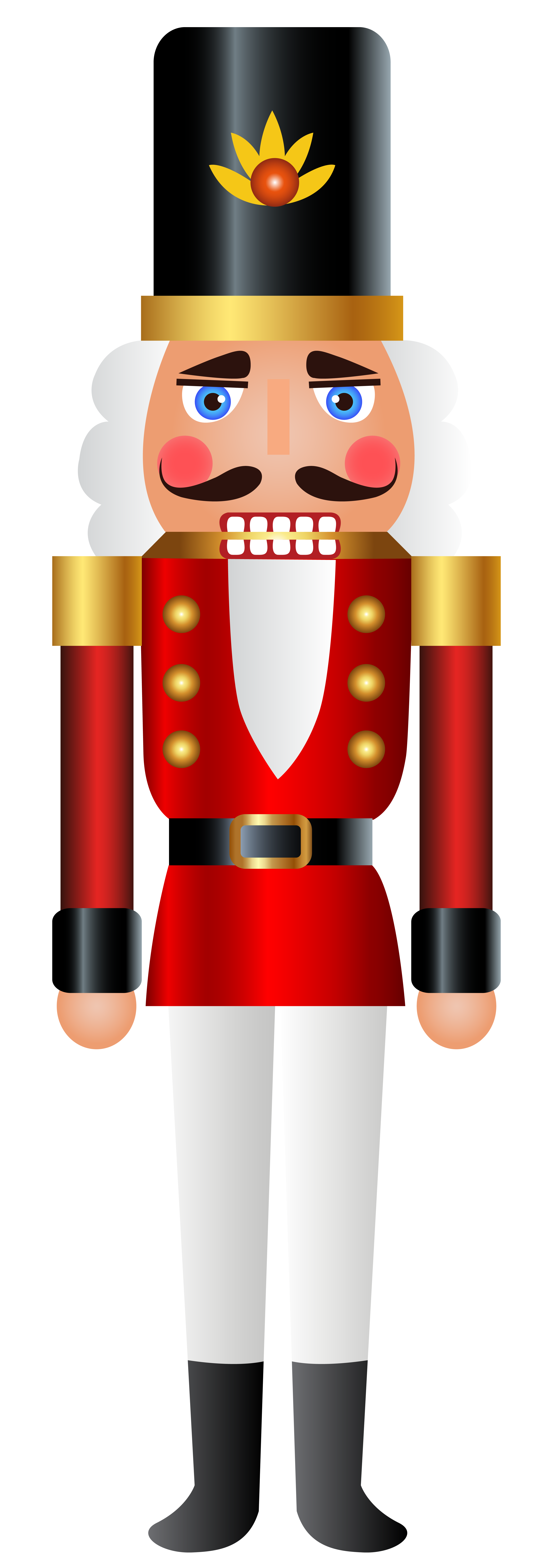 christmas nutcrackers clipart - photo #3