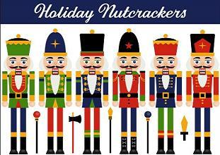 Free Christmas Nutcrackers Clipart.