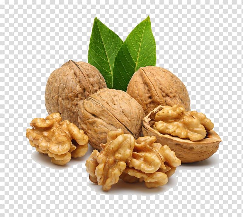 Nucule English walnut Nuts Food Fruit, Walnut transparent.