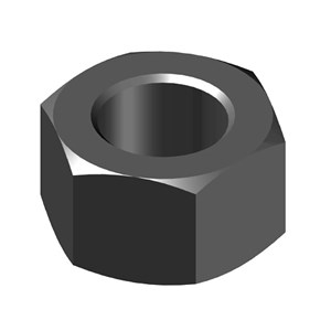Heavy Hex Nuts (Anchor Bolt).