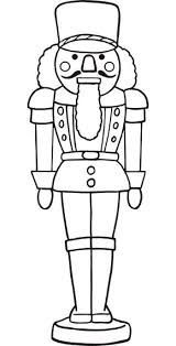 Nutcracker clipart black and white 6 » Clipart Station.